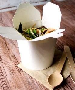 Коробочки для китайской лапши