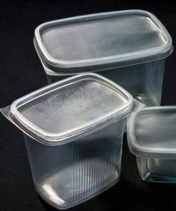 Контейнеры из тонкого пластика