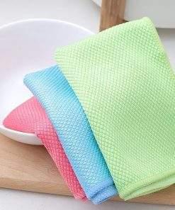 Полотенца и салфетки для уборки